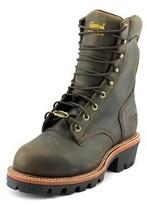"Chippewa 9"" Logger E Steel Toe Leather Work Boot."