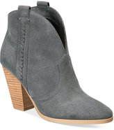 Report Doman Western Ankle Booties