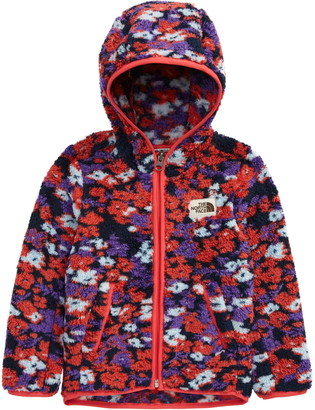 The North Face Kids' Campshire Fleece Hooded Jacket