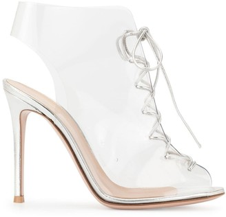 Gianvito Rossi Helmut lace-up boots