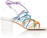 Chloé WOMEN'S JAMIE KNOTTED LEATHER SANDALS