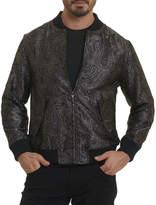 Robert Graham Ausable Paisley Silk Bomber Jacket