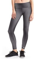 Gap gFast cross train grosgrain leggings