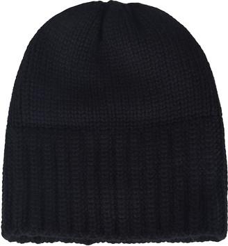Saint Laurent Ribbed Knit Beanie