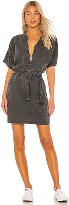 NSF Polly Zip Dress