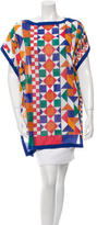 Hermes Sleeveless Printed Tunic