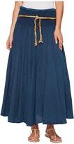 Scully Cantina Gar-Ye Skirt w/ Belt Women's Skirt