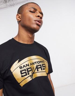 Mitchell /& Ness Casquette San Antonio Spurs XL Logo