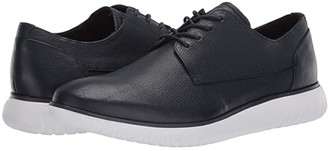 Calvin Klein Teodor (Dark Navy/Soft Tumbled Leather) Men's Lace up casual Shoes