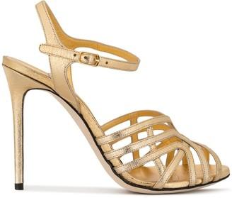 Marskinryyppy Jo 100 metallic sandals