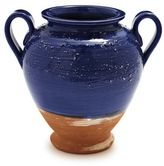 Sur La Table Handmade Italian Blue Confit Jar