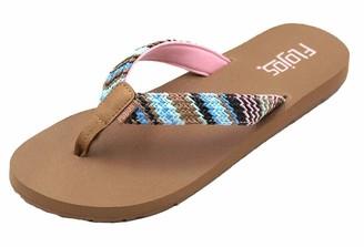 Flojos Womens Juno Weave Sandals