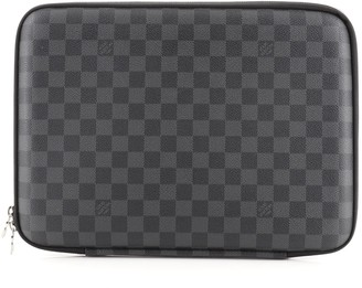 Louis Vuitton Laptop Sleeve Damier Graphite 13
