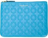 Comme des Garcons 'Colour Embossed B' purse - unisex - Leather - One Size