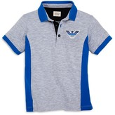 Armani Junior Boys' Polo Shirt - Big Kid