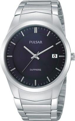 Pulsar Uhren Men's Quartz Watch Modern PS9131X1 with Metal Strap