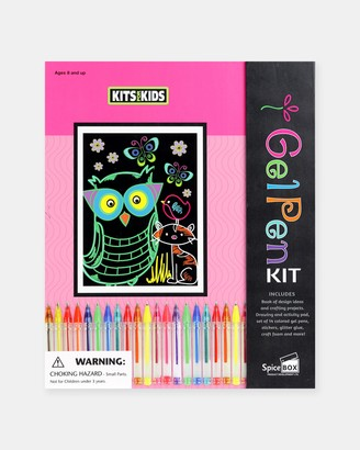 SpiceBox - Pink Activity Kits - Gel Pen Kit - Teens - Size One Size at The Iconic
