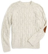 Boy's Tucker + Tate Cable Knit Sweater