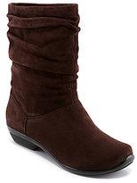 Dansko Olga Flat Suede Boots