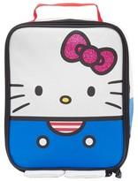 SANRIO Hello Kitty Lunch Kit - Bright Blue
