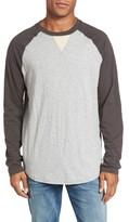 True Grit Men's Long Sleeve Raglan T-Shirt