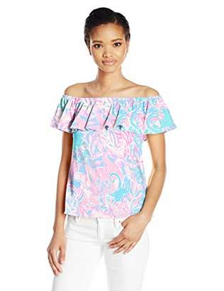 Lilly Pulitzer Women's Fortuna TOP