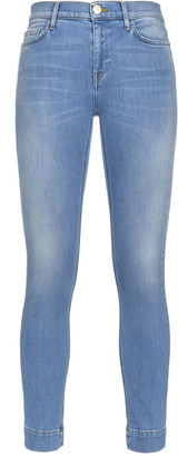 Pinko Skinny Fit Jeans In Stretch Denim