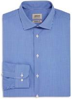 Armani Collezioni Plaid Classic Fit Dress Shirt