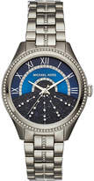 Michael Kors MK3720 crystal and stainless steel watch