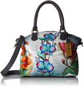 Anuschka Hand Painted Medium Convertible Satchel