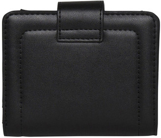 Mocha Robbi Small Wallet - Black