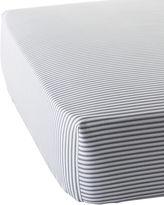 Serena & Lily Ticking Stripe Crib Sheet