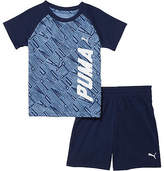 Licence 2 Piece Infant Boy's T-Shirt & Shorts Boys Woven Suit Kids New