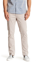 Kenneth Cole New York Neutral Wash Slim Leg Pants