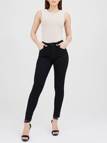 Levi's 721 High Rise Skinny Jean - Denim