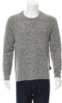 Burberry Merino Wool & Cashmere-Blend Sweater