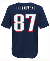 Nike Kids' Rob Gronkowsi New England Patriots Pride Player T-Shirt