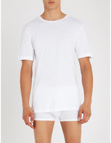 Hanro Sea Island cotton-jersey T-shirt