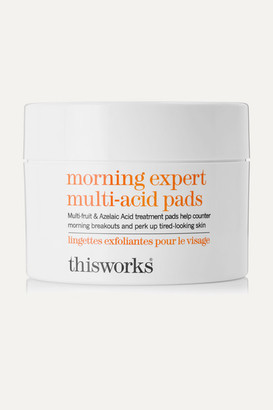 thisworks® This Works - Morning Expert Multi-acid Pads - 60 Pads