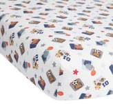 Lambs & Ivy Future All Star Fitted Crib Sheet