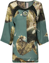 Antonio Marras printed blouse