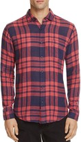 Rails Connor Plaid Slim Fit Button-Down Shirt