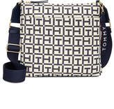 Tommy Hilfiger Classic Logo Canvas Small Crossbody