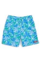 Vineyard Vines Boy's Turtle & Starfish Bungalow Board Shorts