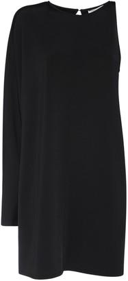 Sportmax Maser Jersey One Shoulder Mini Dress