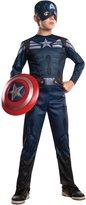Rubie's Costume Co Captain Am. 2- Stealth Suit - Large (12-14)
