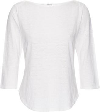 Frame Organic Linen T-Shirt