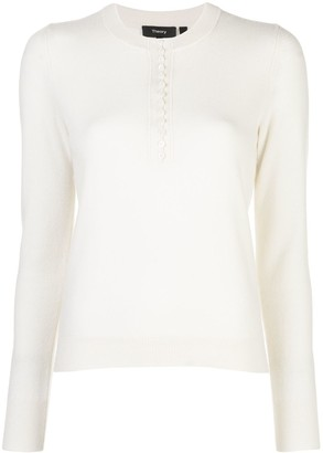 Theory Henley Top