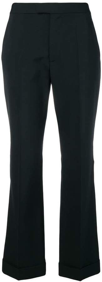 Maison Margiela cropped tailored trousers