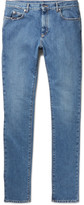 Maison Margiela - Slim-fit Distressed Denim Jeans